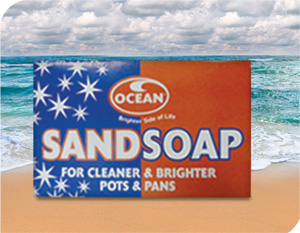 Sand Soaps